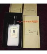 ครีมน้ำหอม Jo Malone English pear  Freesia Body  Hand Lotion (With Pump) 250ml/8.5oz งานพร้อมกล่อง