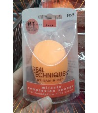 พัฟไข่ Real Techniques Your Base/Flawless Miracle Complexion Sponge ใหม่ล่าสุด