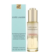 ESTEE Revitalizing Supreme+Nourishing and Hydrating Dual Phase Treatment Oil 30ml.
