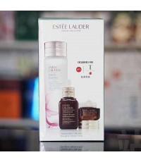 Estee Lauder Travel Exclusive Radiant Skin Collection 3pcs Set จัดเซตรุ่นน้ำตบซากุระ