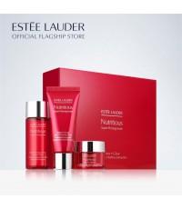 Estee Lauder Detox + Glow Set For Vibrant, Healthy-Looking Skin ชุดทับทิมทดลอง 3 ชิ้น