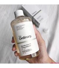 The Ordinary Glycolic Acid 7 Toning Solution 240 ml.โทนเนอร์ที่ช่วยผลัดเซลล์ผิว