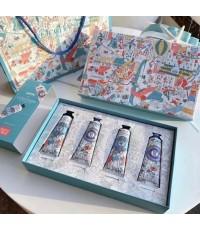 L\'occitane New Year Limited X OMY Shea Butter Classic Hand Cream ทามือกล่องลาย OMY พร้อมถุงช๊อป