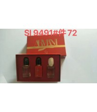 น้ำหอมเทสเตอร์ Giorgio armani for women  30ml.×3 ชิ้น แพคกล่องของขวัญสวยหรูกล่องลายโบว์