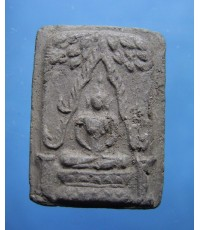 พระชินราชท่าเรือ พิมพ์เล็ก อ.ชุม วัดพระบรมธาตุ ปี 2497 (ขายแล้ว)