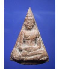 พระนางพญาเนื้อดิน หลวงปู่โต๊ะ วัดประดู่ฉิมพลี ปี 72 (ขายแล้ว)