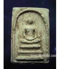 สมเด็จวัดระฆัง พิมพ์ทรงนิยมฐานนูนเล็ก หลวงปู่หิน ปี 2500 (ขายแล้ว)