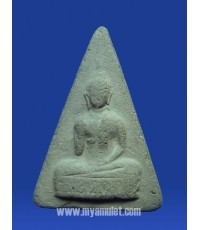 พระพุทธกวักสามเหลี่ยม อ.ชุม ไชยคีรี วัดพระบรมธาตุปี 2497 (New)