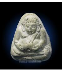 พระสังกัจจายน์ วัดประสาท เนื้อขาวอมเขียว ปี 2506 (ขายแล้ว)