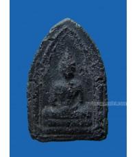 พระขุนแผนพิมพ์เล็ก เนื้อดำ อ.ชุม หลวงปู่สุภา ปี 2506 (ขายแล้ว)