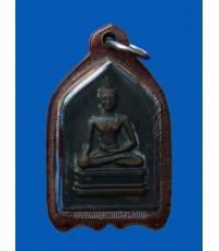 เหรียญพระเชียงแสนห้าเหลี่ยม จอมพล ป. พิบูลย์สงคราม ปี2495