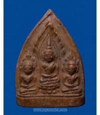 พระสาม หลวงพ่อแดง วัดทุ่งคอก สุพรรณบุรี