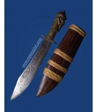 มีดครูเทพศัสตราวุธ รุ่นแรก อ.ณรงค์ฤทธิ์ ไชยคีรี (ขายแล้ว)