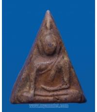 พระนางพญา อาจารย์ถนอม พิมพ์เล็กสังฆาฎิ ปี 2514