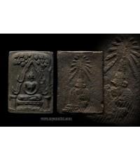 พระชินราชท่าเรือ พิมพ์เล็ก อาจารย์ชุม ไชยคีรี วัดพระบรมธาตุ ปี 2497