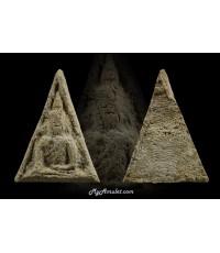 พระนางพญารุ่นสุดท้าย หลวงพ่อชาญณรงค์ อภิชิโต ปี 2529