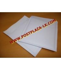 ซองกันกระแทกสีขาวเคลือบลามิเนตขนาด 6 X 9 นิ้ว ไม่พิมพ์จ่าหน้าบรรจุกล่อง 500 ซอง