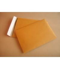 ซองกันกระแทกสีน้ำตาล ไม่พิมพ์จ่าหน้า 9x12 3/4 นิ้ว บรรจุกล่อง 500 ซอง