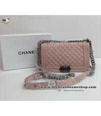 กระเป๋า ชาแนล บอย 10 นิ้ว  :: Chanel boy Vintage bag lambskin Top Mirror