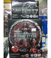 S.H. Figuarts - Kamen Rider Wizard Flame Style