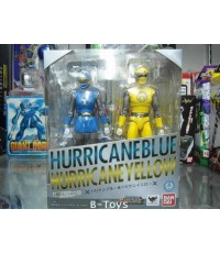 SHFiguarts Hurricane Blue  Yellow