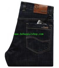 กางเกงยีนส์ชาย Lee ทรงขากระบอกตรง (Lee_005)  พร้อมส่ง