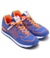 รองเท้า New Balance ML574 NEL NEON BLUE