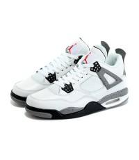 รองเท้า Nike air Jordan 4 รองเท้าบาสเก็ตบอล
