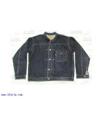Used ลีวาย ย้อนยุครุ่นปี 1937 One pocket BIG E 506 xx USA ปี 1999 ไซส 48 หรือ XL ถึง XXL