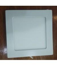 ดาวไลท์ขอบขาว เหลี่ยม LED แอลอีดี12วัตต์  6นิ้ว STL แสงขาว รับประกัน 2ปี