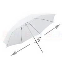 ร่มทะลุ Umbrella Reflector 43in (110cm)