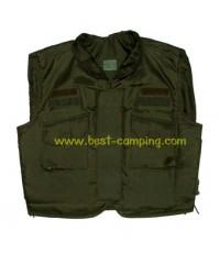 เสื้อกั๊กสีเขียว,เสื้อกั๊กทหาร,Military