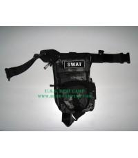 BAG SWAT ใส่ปืนสั้นและอุปกรณ์(รัดต้นขา)