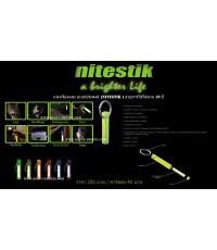 Nitestik,แท่งเรืองแสง อเนกประสงค์  ใช้งานได้ 10 ปี