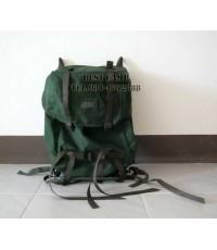 กระเป๋า,เป้,BACKPACK,EU ARMY EQUIPMENT MAIN PACK,(GREEN)