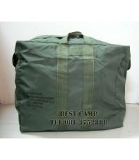 Kit bag Flyers,กระเป๋าร่ม us สีเขียว (ของใหม่)