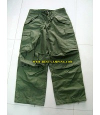 TROUSERS, COLD WEATHER, OLIVE GREEN (M65)
