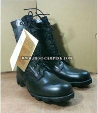 รองเท้าจังเกิ้ลดำ,โรเสริท์,BOOTS,HOT WEATHER, (Blk,Jungle Vulcanize Boot Ro Search ),รองเท้าทหาร