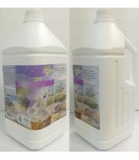 ผลิตภัณฑ์ซักผ้า สูตรสำหรับผ้าขาว ไบรท์-คลีน3.8kg