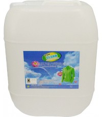 ผลิตภัณฑ์ซักผ้าไบรท์-คลีน 20kg