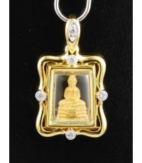 m186-1522 หลวงพ่อโสธร (ลอยองค์ ทองคำ)