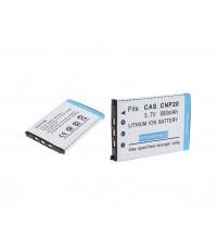 แบตเตอรี่ คาสิโอ NP20/Casio Battery  NP 20