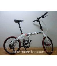 จักรยานพับได้ JAVA FIT 16speed