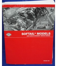 Harley Davidson - 2009 Softail Service Manual 99482-09