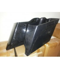 Fairing Factory Extended ABS Saddlebags