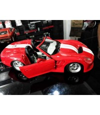 1999 Shelby Series 1 RED 1:18 DIE CAST Model