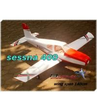 เครื่องบินบังคับรุ่น cessna400 140cm.