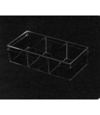 กล่องพลาสติกใส 639
