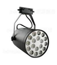 LED Track light 18X1W ดำ