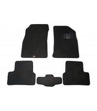 Blackhole Carmat พรมรถยนต์เข้ารูป 2 ชั้นCHEVROLET Cruze 2010 - รุ่นปัจจุบัน Plastic Pad